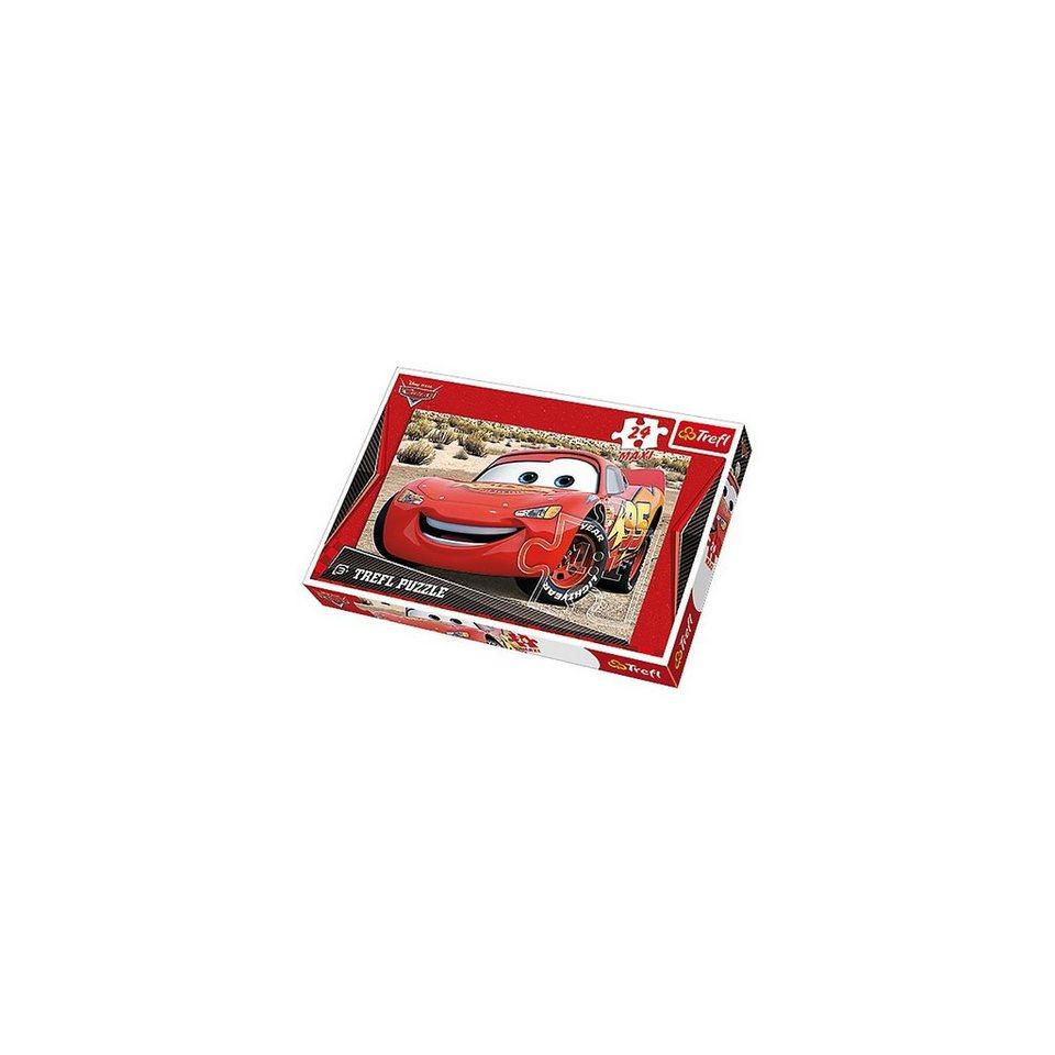 Trefl Maxipuzzle 24 Teile - Cars