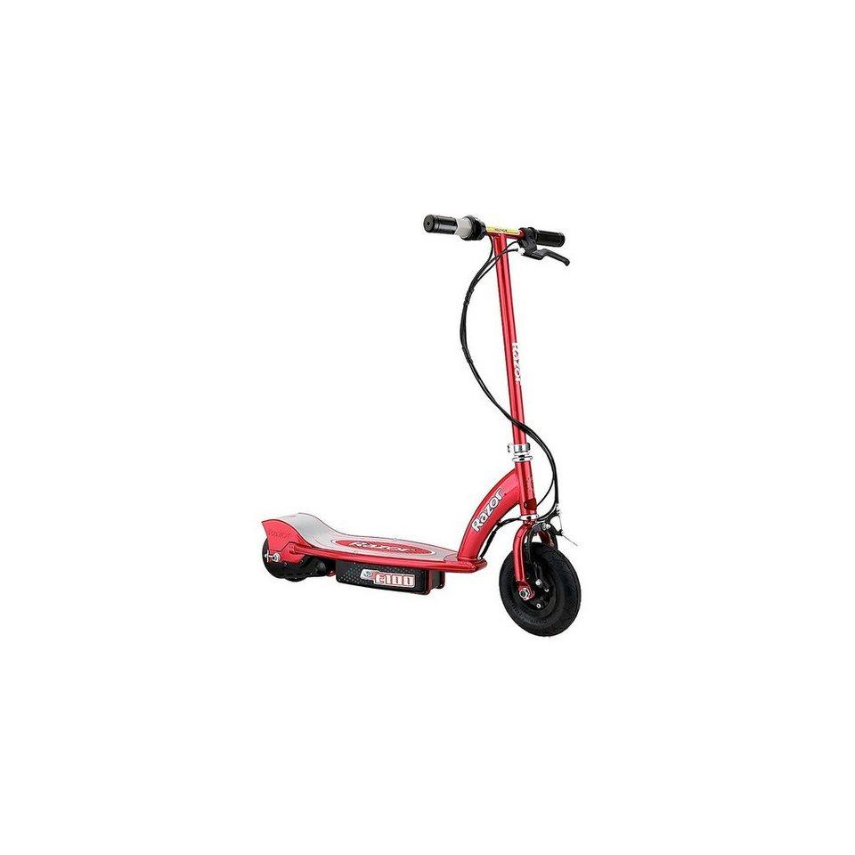 Razor Scooter elektrisch, rot online kaufen