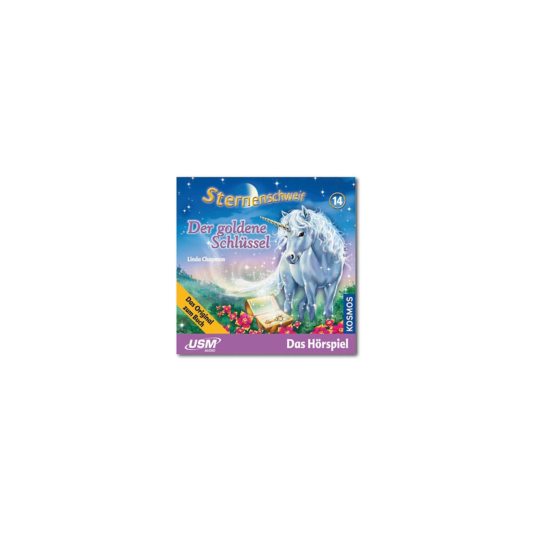 United Soft Media CD Sternenschweif 14 - Der goldene Schlüssel