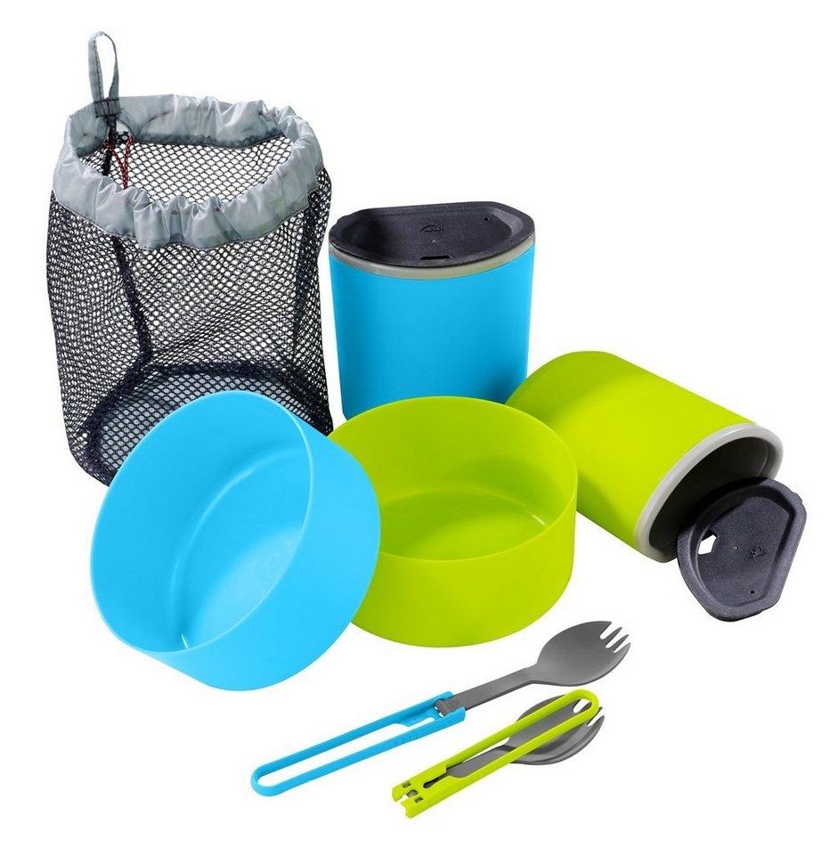 MSR Camping-Geschirr »2 Person Mess Kit« in blau
