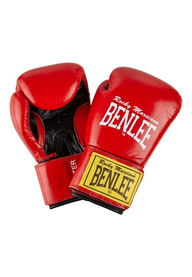 Benlee Rocky Marciano Boxhandschuhe »FIGHTER« in Red/Black