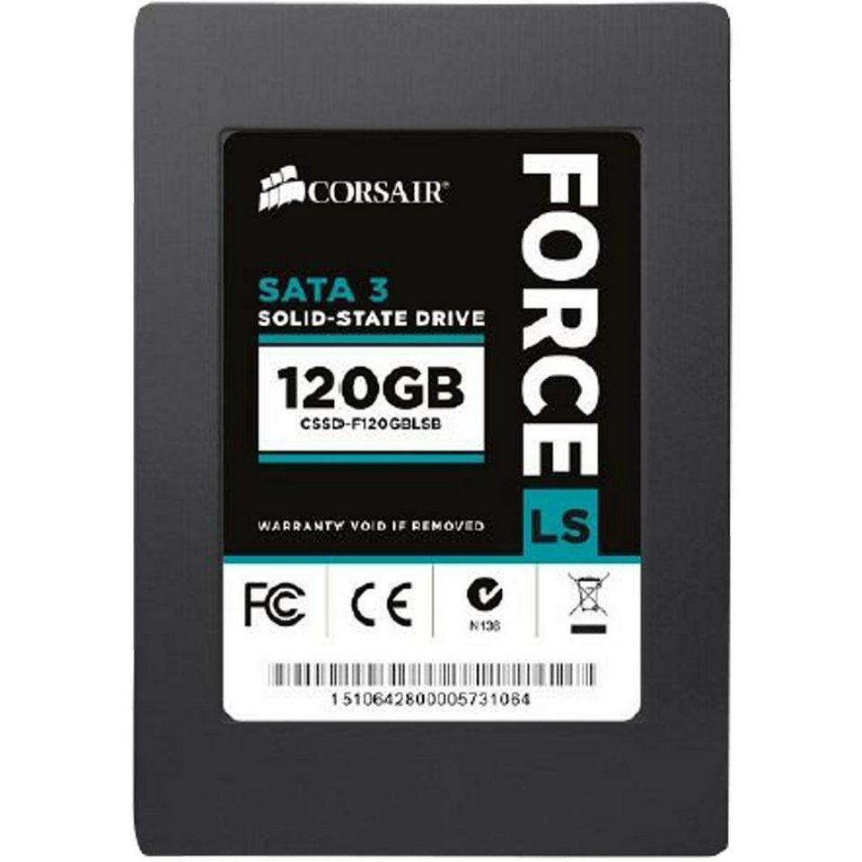 Corsair Solid State Drive »CSSD-F120GBLSB 120 GB«