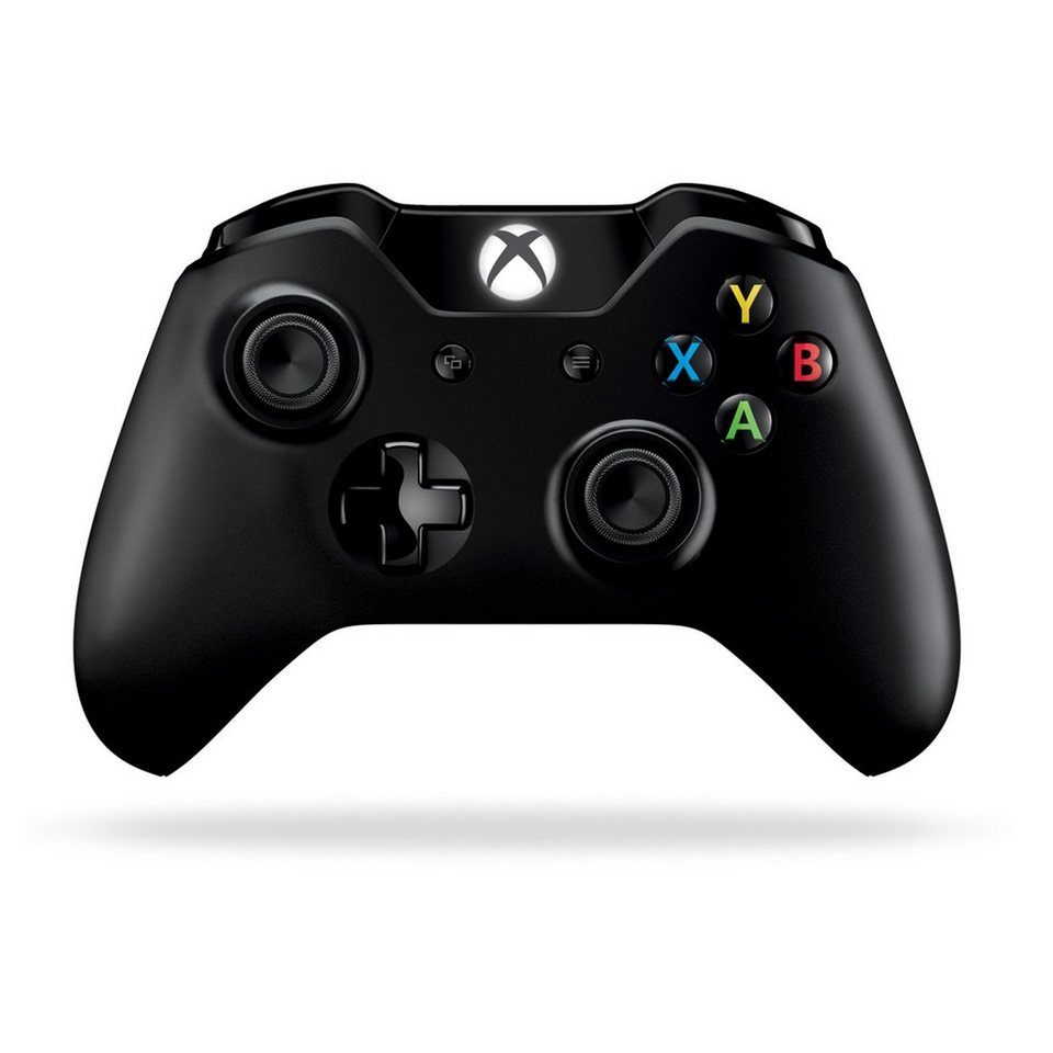 Microsoft Gaming »XBox One Wired PC Controller Win USB (7MN-00002)« in schwarz