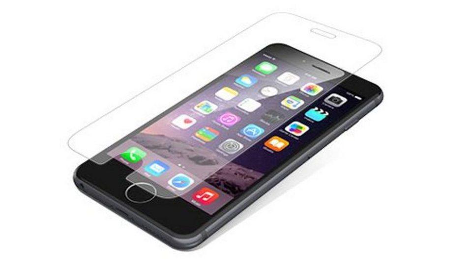 invisibleSHIELD Folie »Glass Displayschutzfolie für Apple iPhone 6 4.7« in Transparent