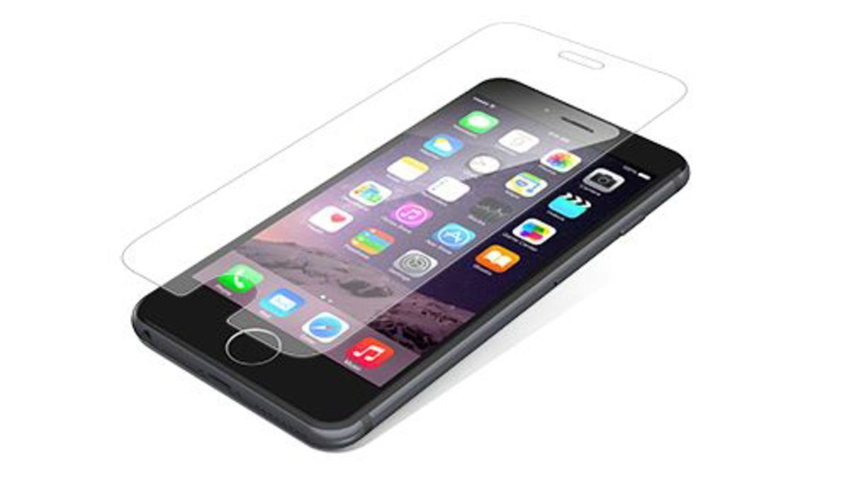 invisibleSHIELD Folie »Glass Displayschutzfolie für Apple iPhone 6 4.7«
