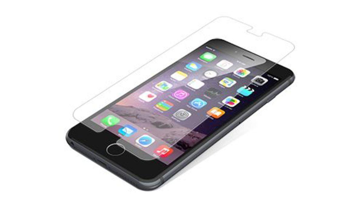 invisibleSHIELD Folie »Glass Displayschutzfolie für Apple iPhone 6 5.5«
