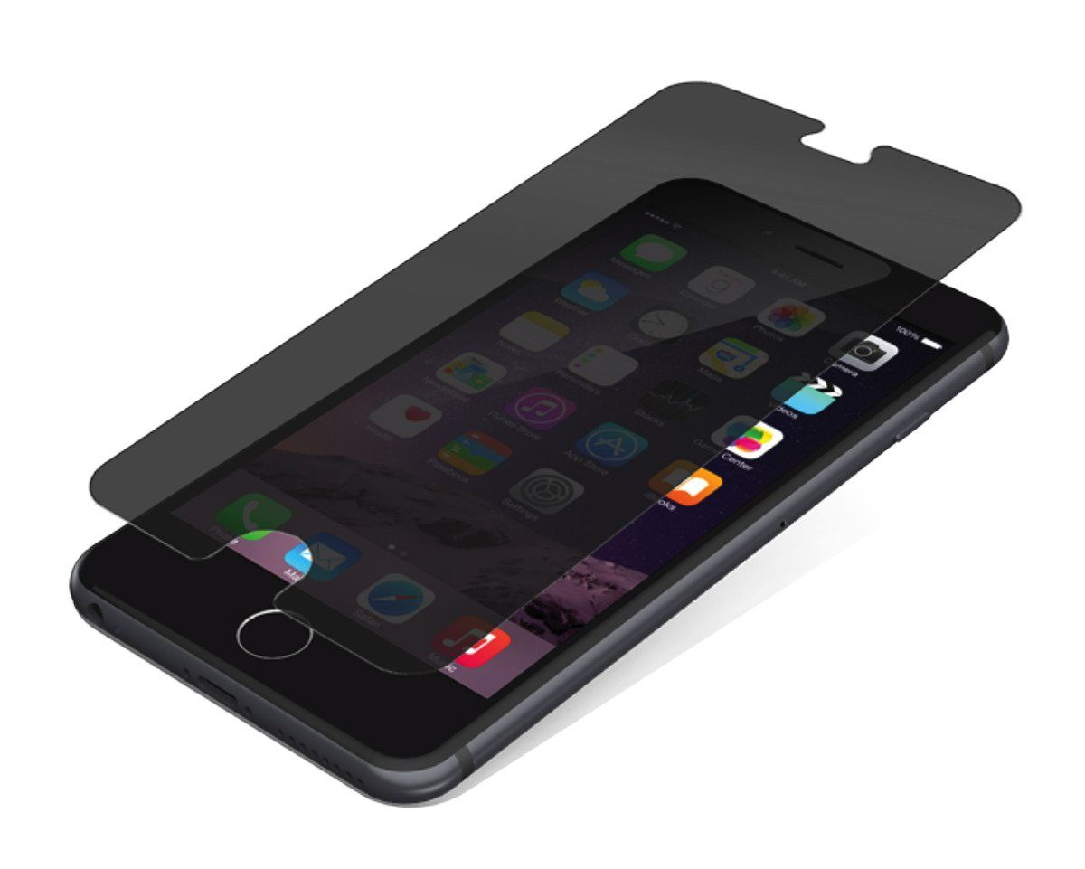 invisibleSHIELD Folie »Glass Privacy Schutzfolie für Apple iPhone 6«