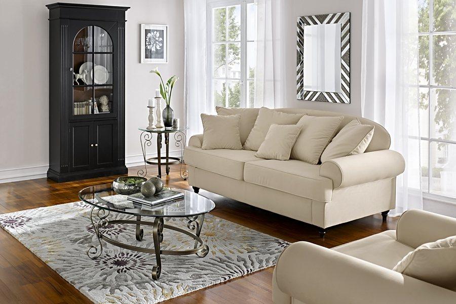 Heine home couch und beistelltisch online kaufen otto for Couch beistelltisch