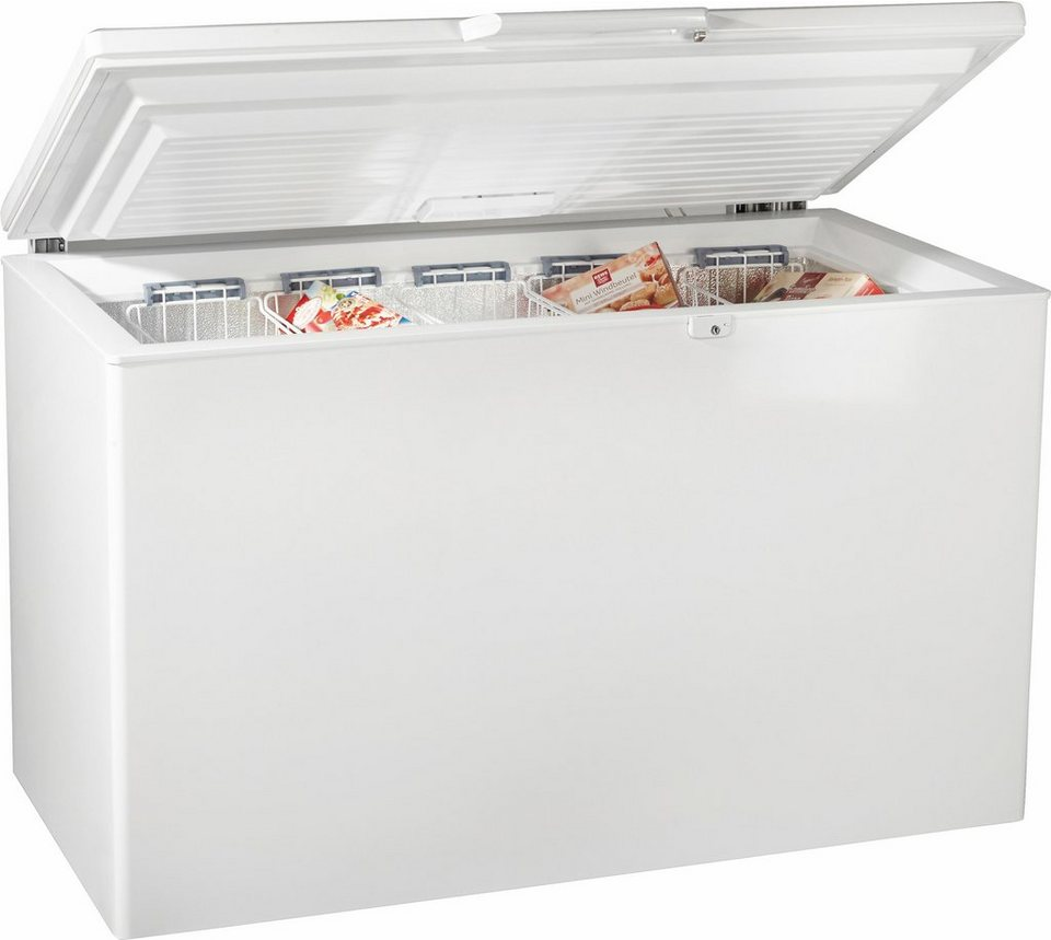 Liebherr Gefriertruhe GTP3656-20, A+++, 137,3 cm breit, mit digitaler Temperaturanzeige in weiß