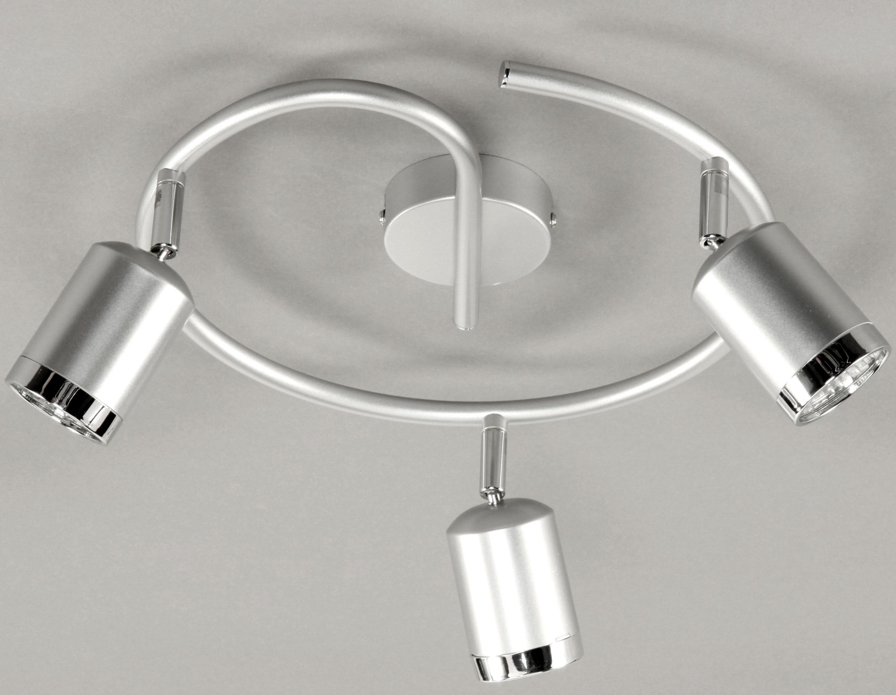 Deckenleuchte, inkl. LED, 3 flammig, Wofi