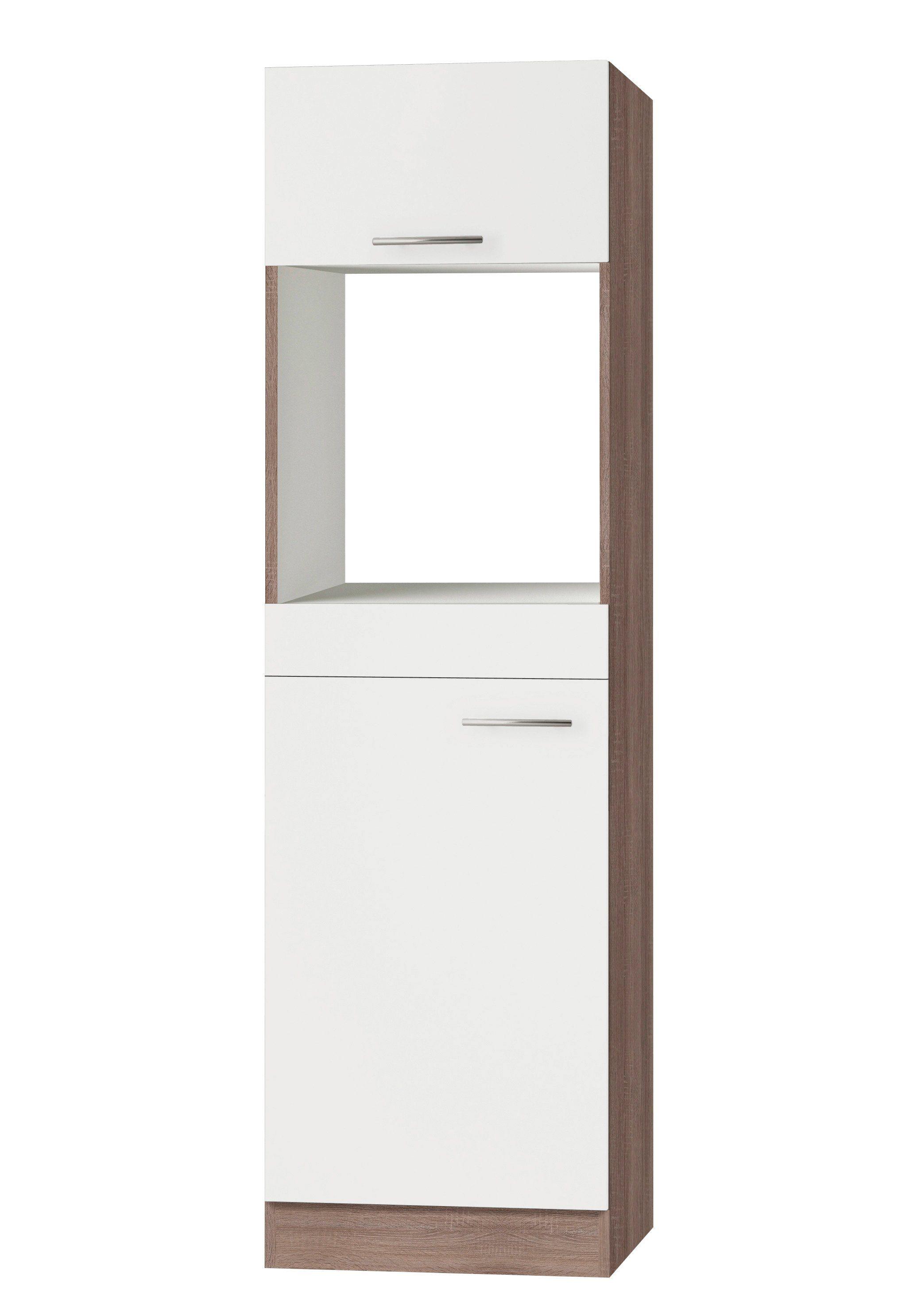 Optifit Kombinierter Backofen-Kühlumbauschrank »Rabat«, Höhe 206,8 cm