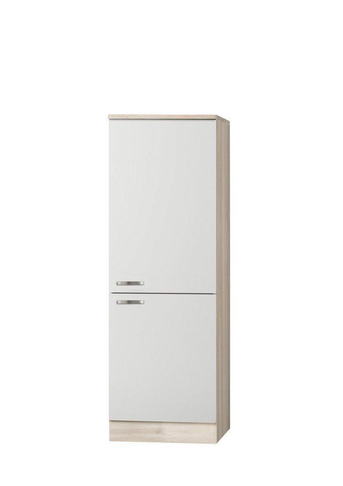 Kühlumbauschrank »Skagen«, Höhe 174,4 cm in weiß