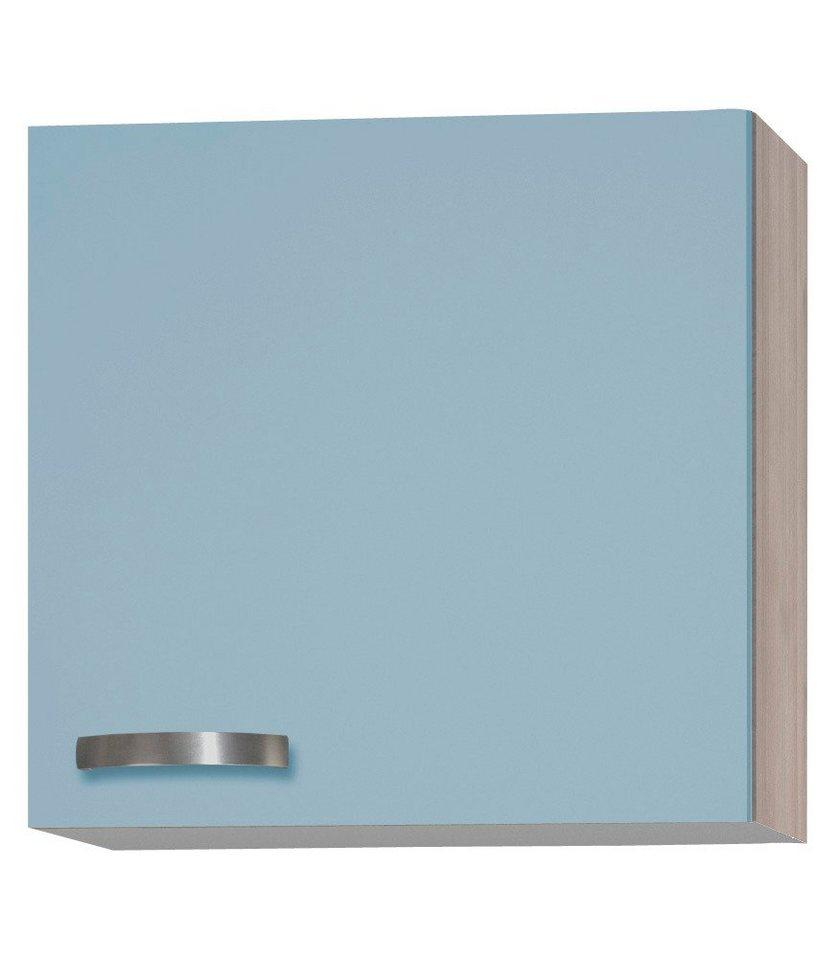 Küchenhängeschrank »Skagen«, Breite 60 cm in blau