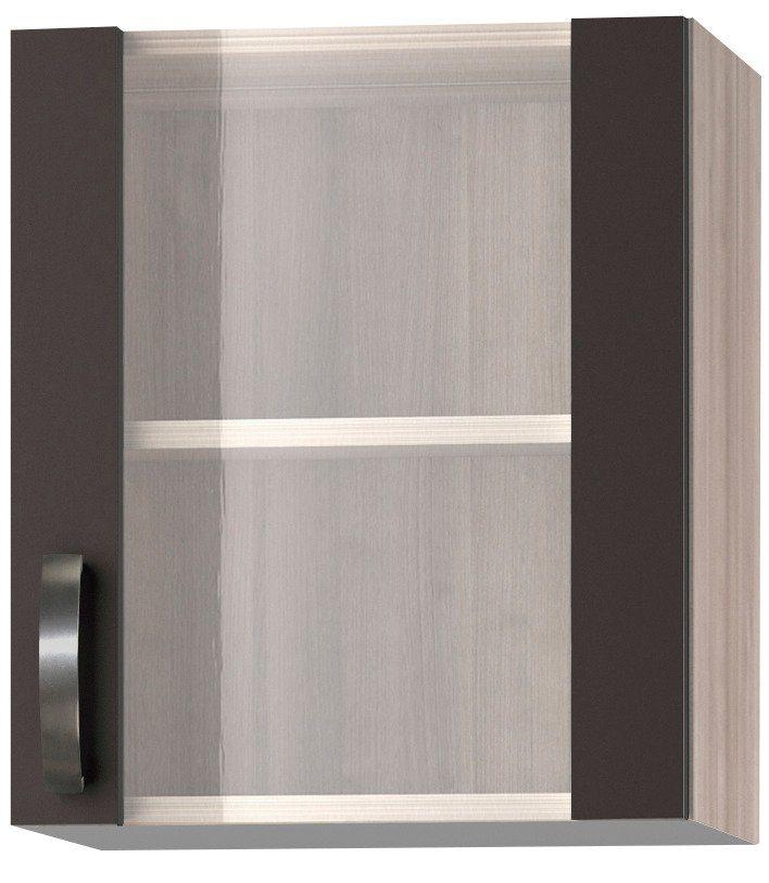 Optifit Küchenhängeschrank »Skagen«, Breite 50 cm | Küche und Esszimmer > Küchenschränke > Küchen-Hängeschränke | Grau | OPTIFIT