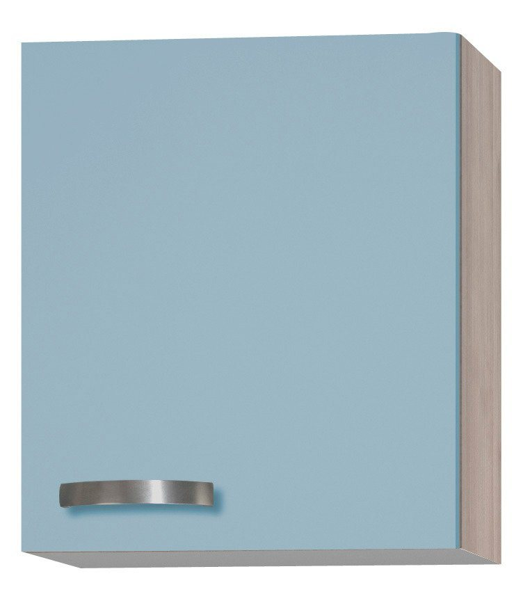 Küchenhängeschrank »Skagen«, Breite 50 cm in blau