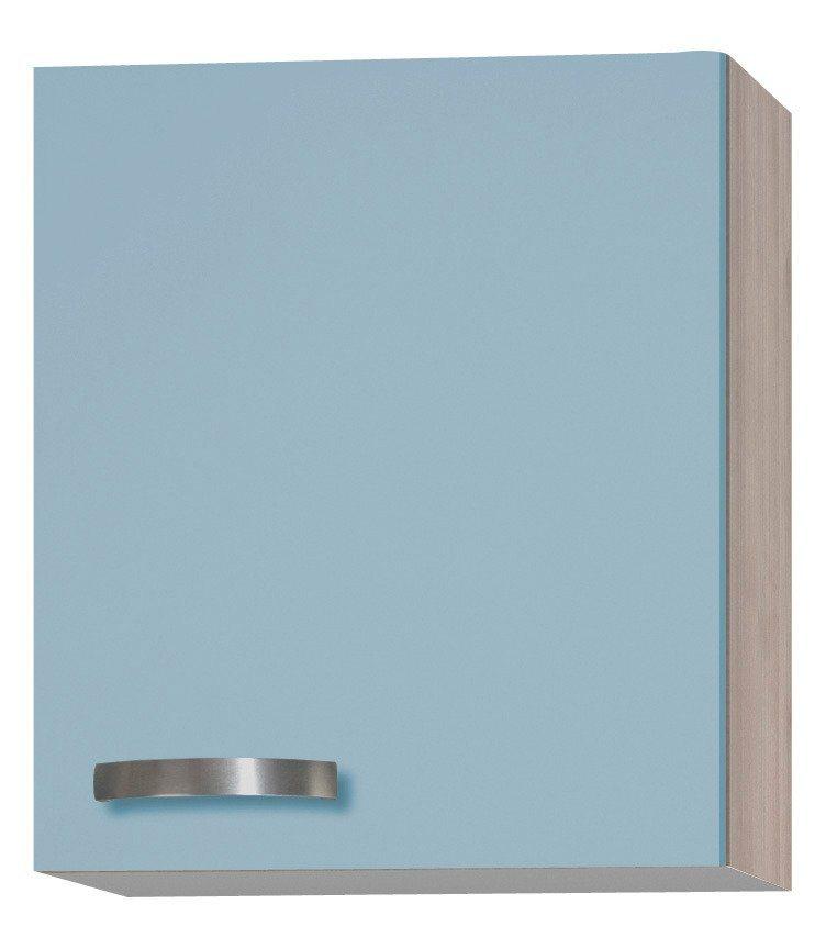 Optifit Küchenhängeschrank »Skagen«, Breite 50 cm in blau