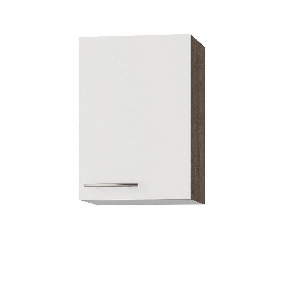 Küchenhängeschrank Weiß: Küchenhängeschrank »Rabat«, Breite 40 Cm Kaufen