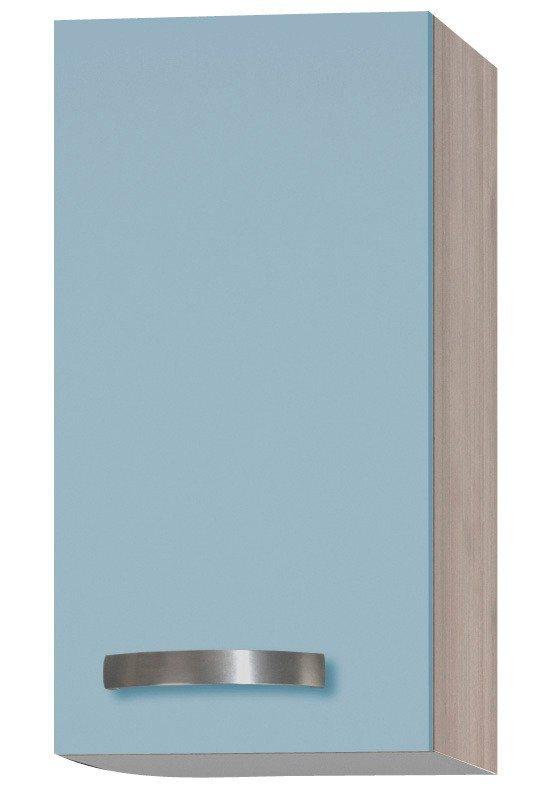 Küchenhängeschrank »Skagen«, Breite 30 cm in blau