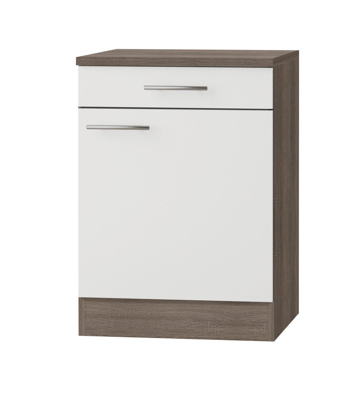 Optifit Küchenunterschrank »Rabat«, Breite 60 cm