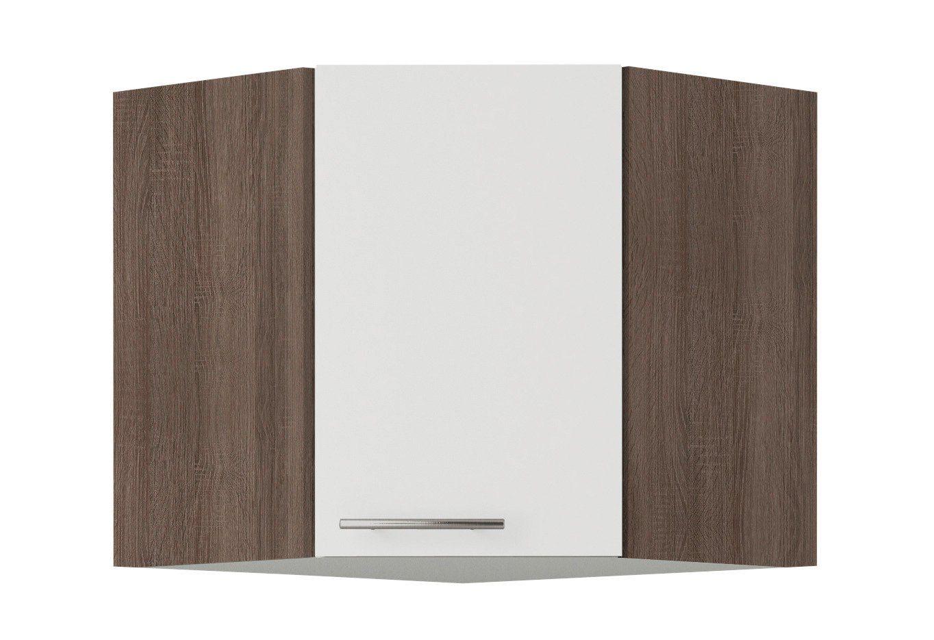 Eck-Hängeschrank »Rabat«, Breite 60 x 60 cm