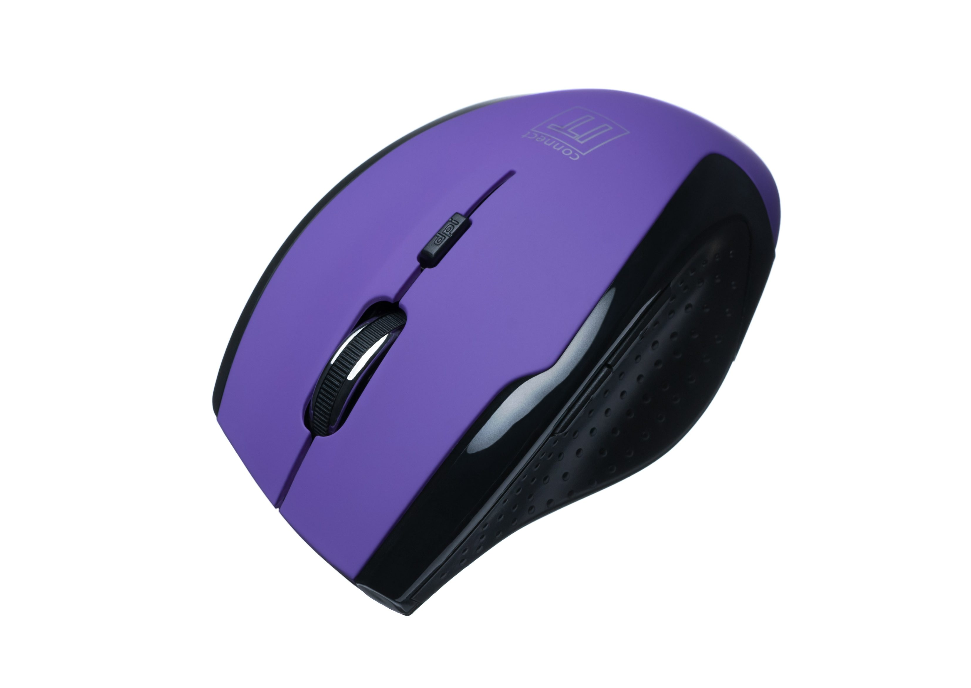 connect IT Mouse »IT Kabellose optische Mouse Lila«