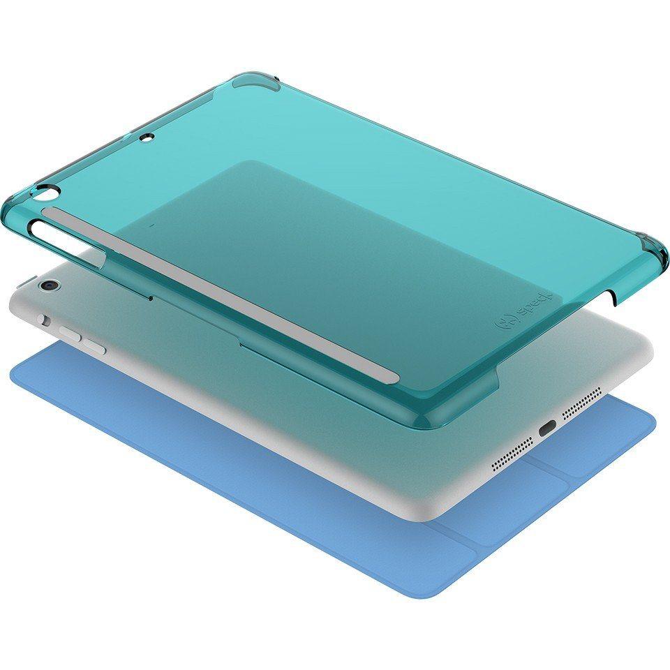 speck hardcase smartshell calypso blue ipad mini 1 2 3. Black Bedroom Furniture Sets. Home Design Ideas