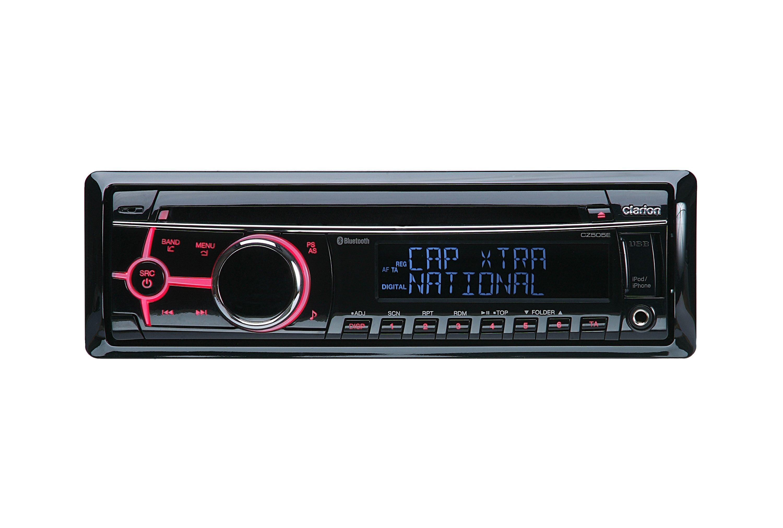 Clarion 1-DIN Autoradio mit DAB+ »CZ505E«