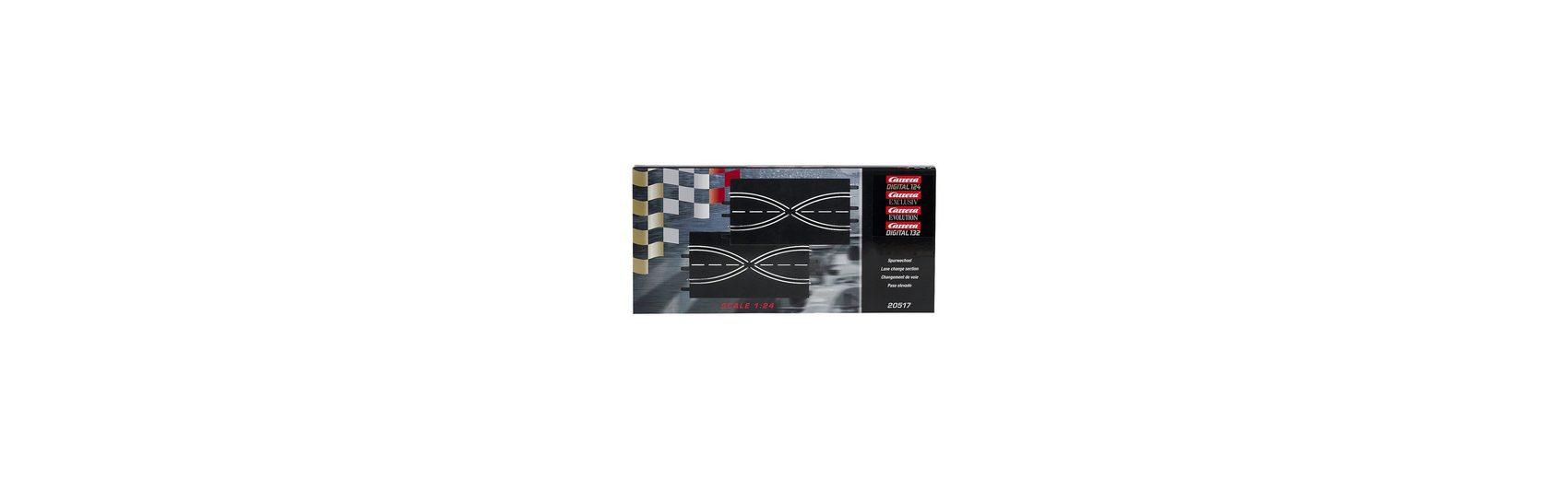 Carrera DIGITAL 124/132/EVOLUTION 20517 Spurwechsel - 2 Stück