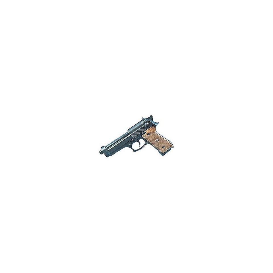 Edison Polizei-Pistole PARABELLUM, 13 Schuss