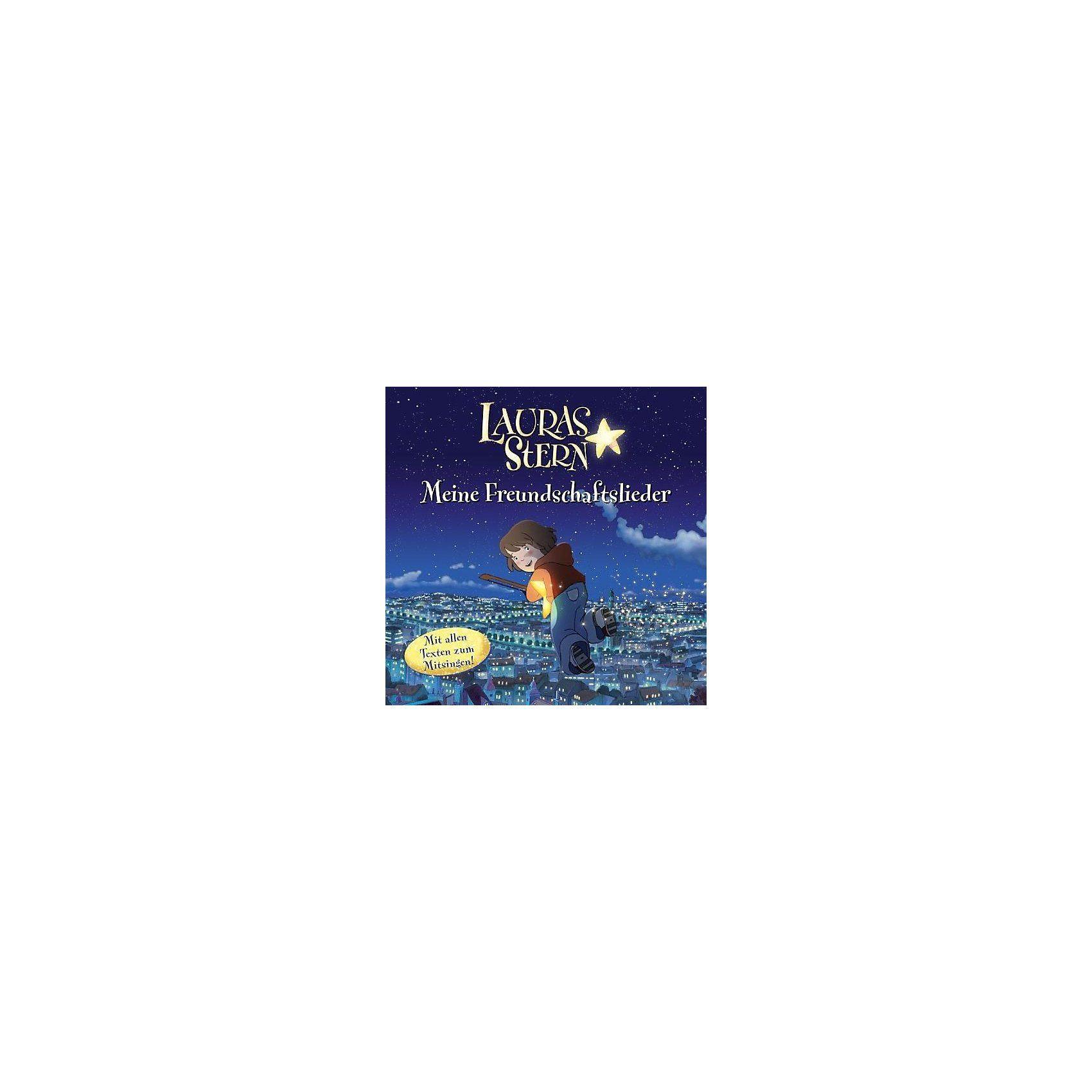 Edel Germany GmbH CD Lauras Stern: Beste Freunde Lieder
