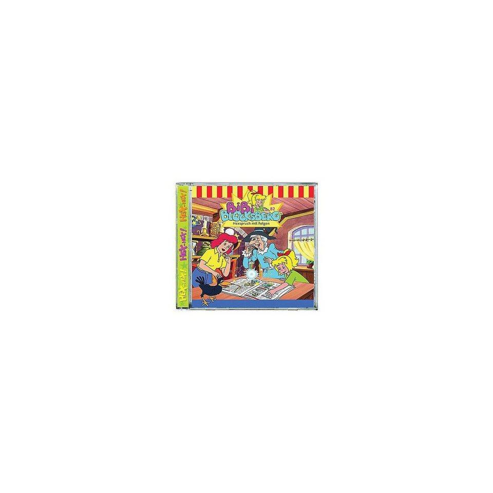 Kiddinx CD Bibi Blocksberg 82 (Hexspruch mit Folgen)