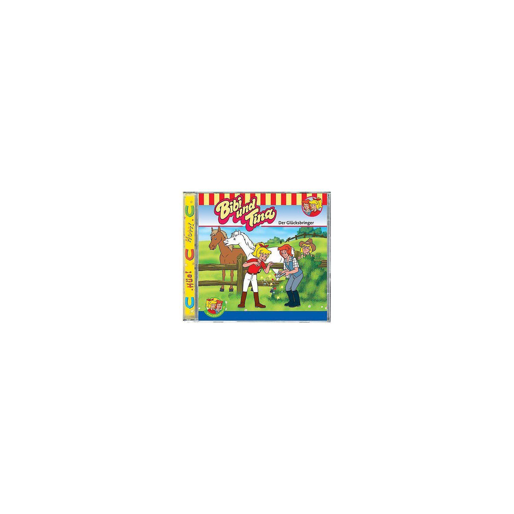 Kiddinx CD Bibi & Tina 38 - Der Glücksbringer