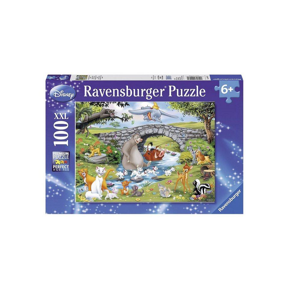 Ravensburger Puzzle XXL- 100 Teile- Disney Friends