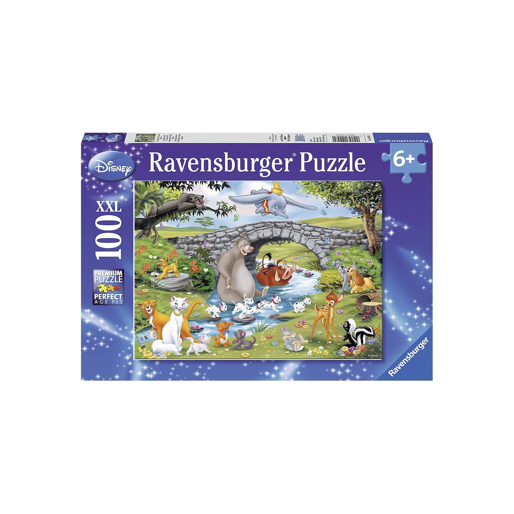 Ravensburger Puzzle XXL- 100 Teile- Disney Friends