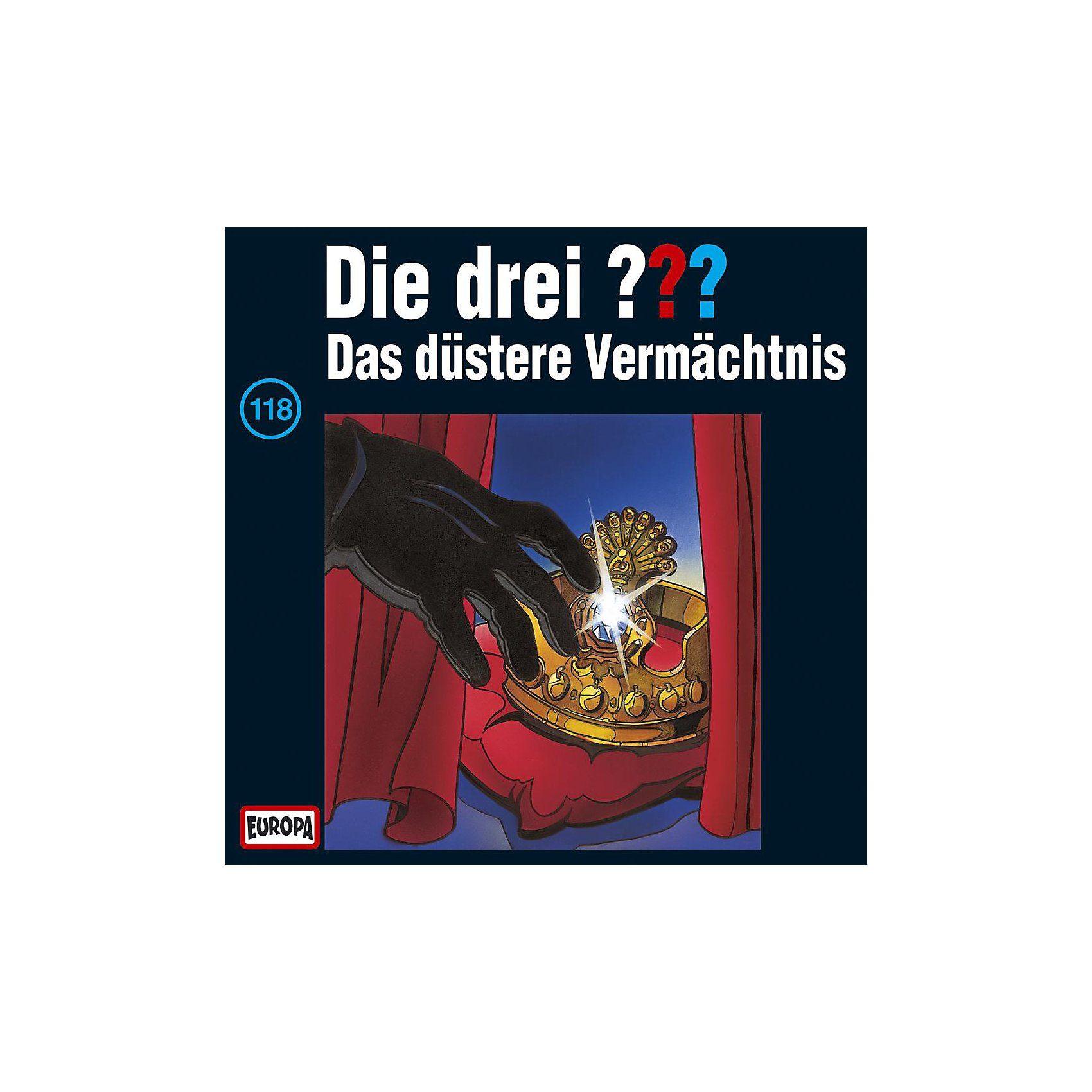Sony CD Die Drei ??? 118 (Das düste)
