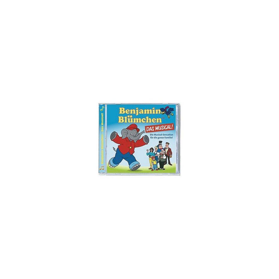 Kiddinx CD Benjamin Blümchen: Das Musical