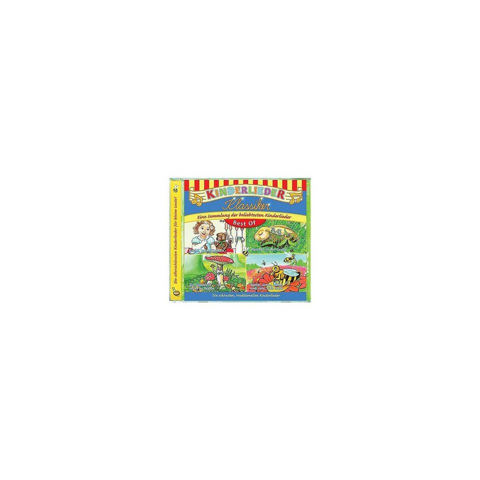 Kiddinx CD Best of Kinderlieder-Klassiker