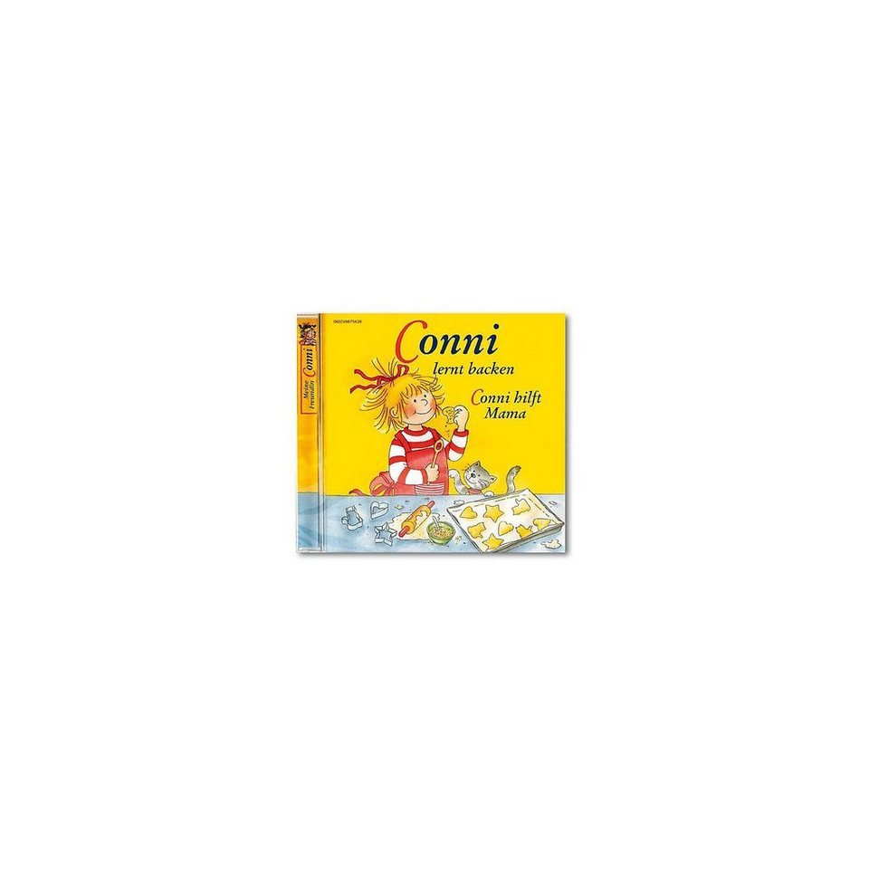 Universal Music GmbH CD Conni (hilft Mama/ lernt backen)