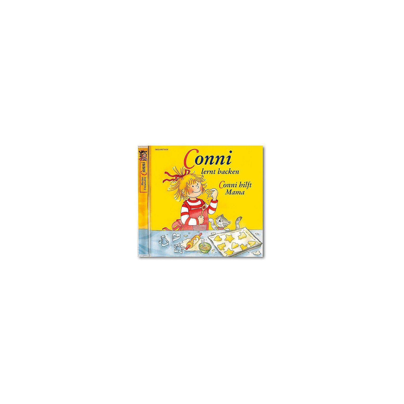 Universal CD Conni (hilft Mama/ lernt backen)