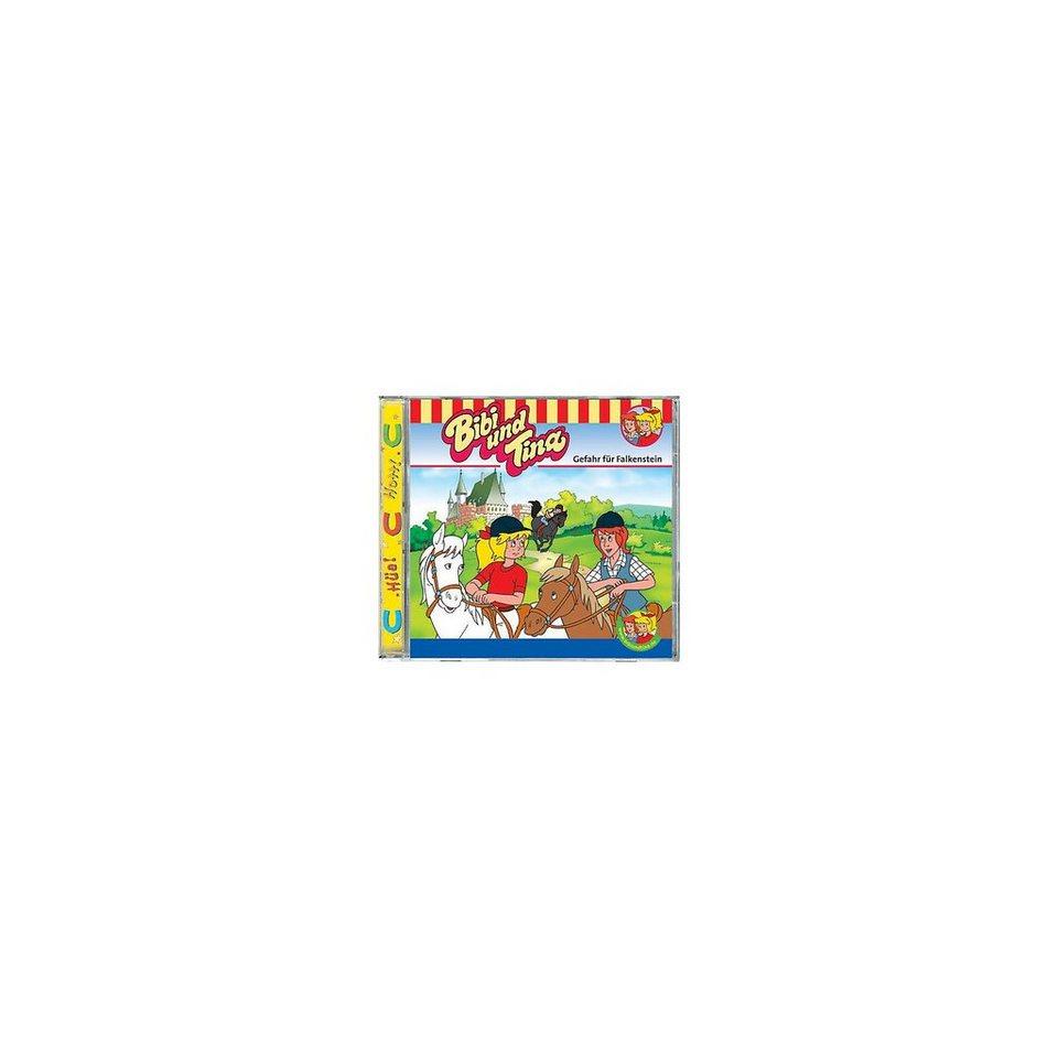 Kiddinx CD Bibi und Tina 40 (Gefahr für Falkenstein)