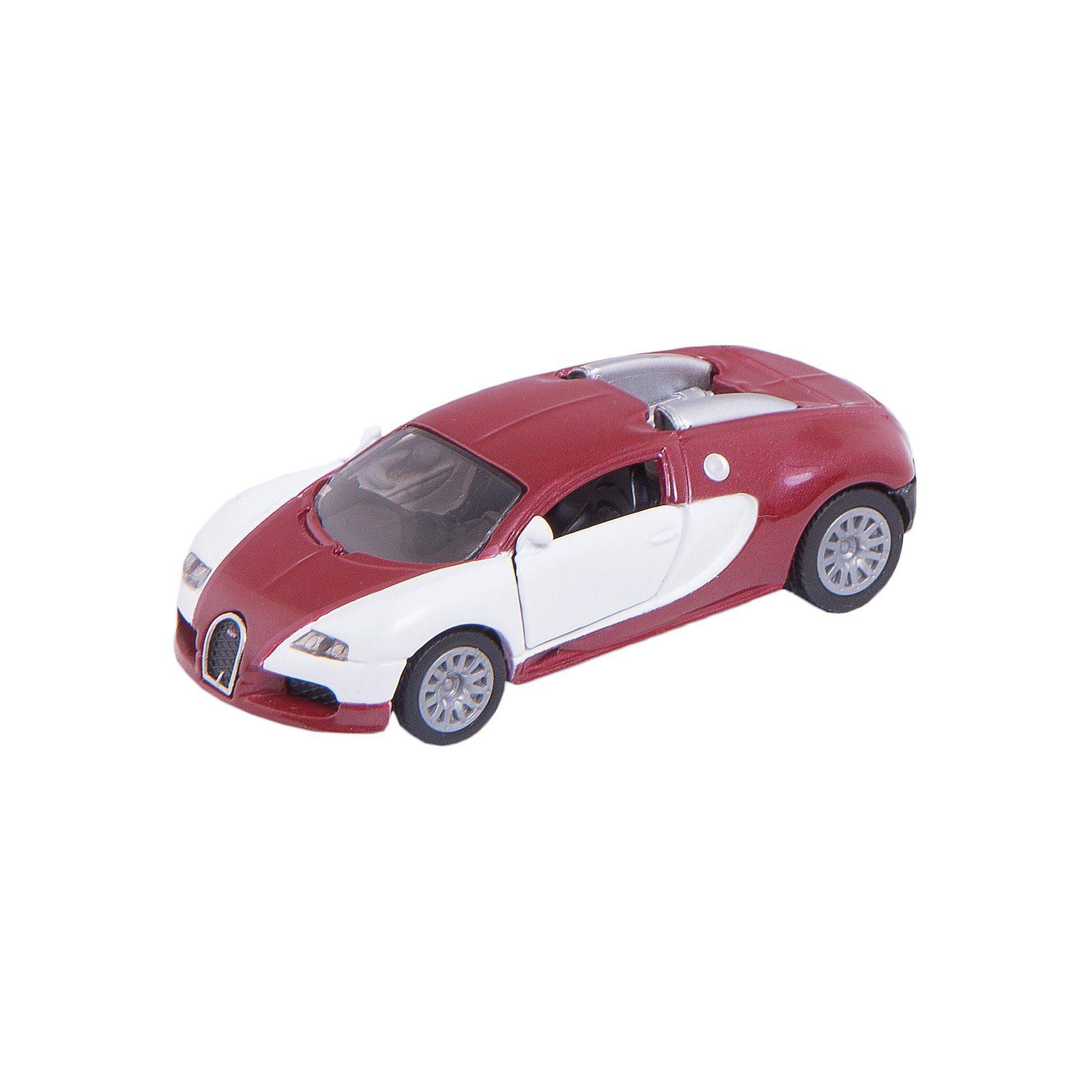 SIKU 1305 Bugatti EB 16.4 Veyron