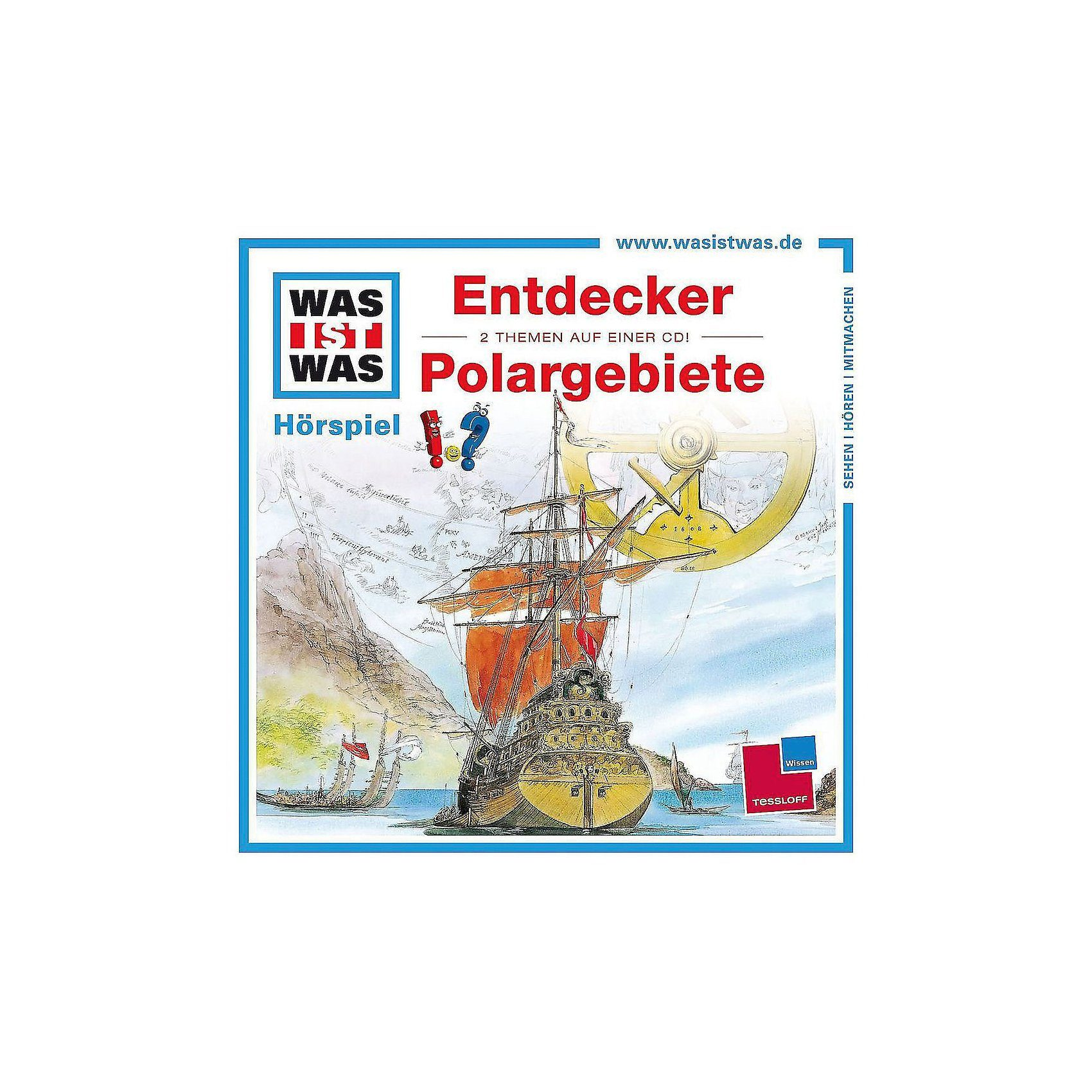 Universal CD Was ist Was 17 (Entdecker/ Polargebiete)