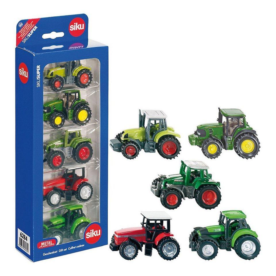 Siku geschenk set traktoren kaufen otto
