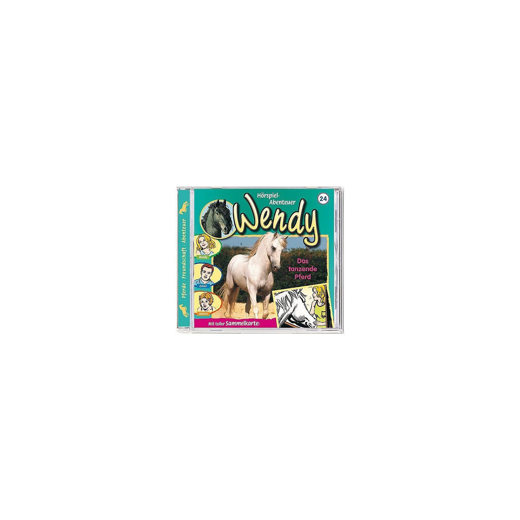 Kiddinx CD Wendy 24 (Das tanzende Pferd)