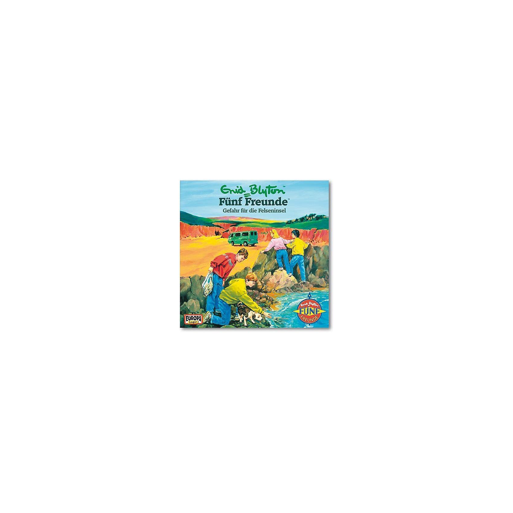 SONY BMG MUSIC CD Fünf Freunde 69 (Gefahr Felseninsel)