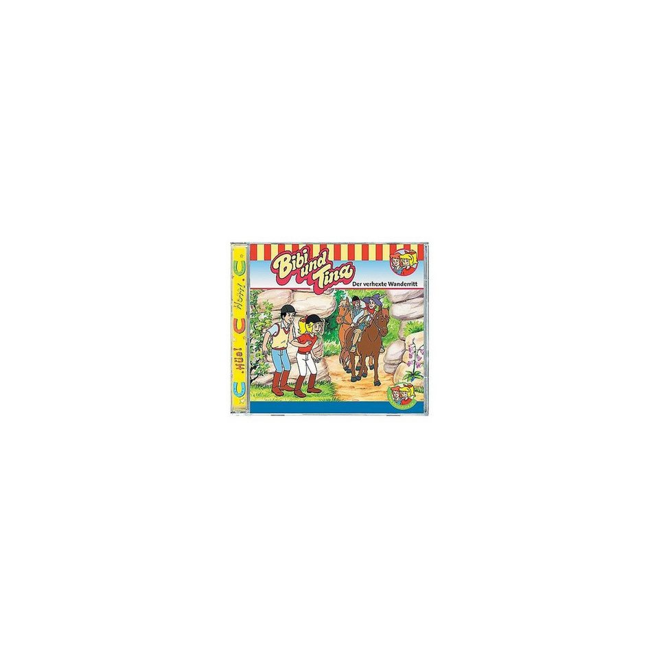 Kiddinx CD Bibi und Tina 53 (Der verhexte Wanderritt)