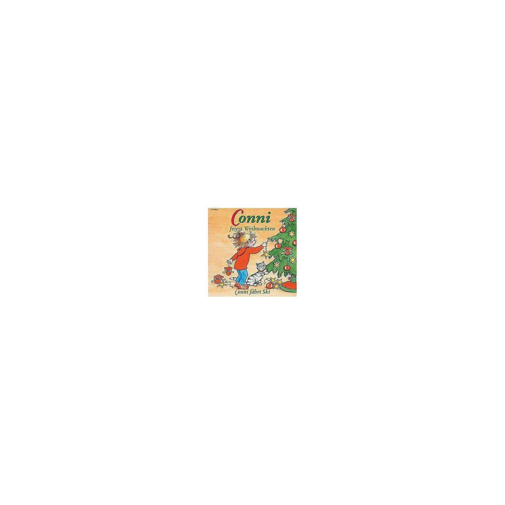 Universal Music GmbH CD Conni (feiert Weihnachten/ fährt Ski)