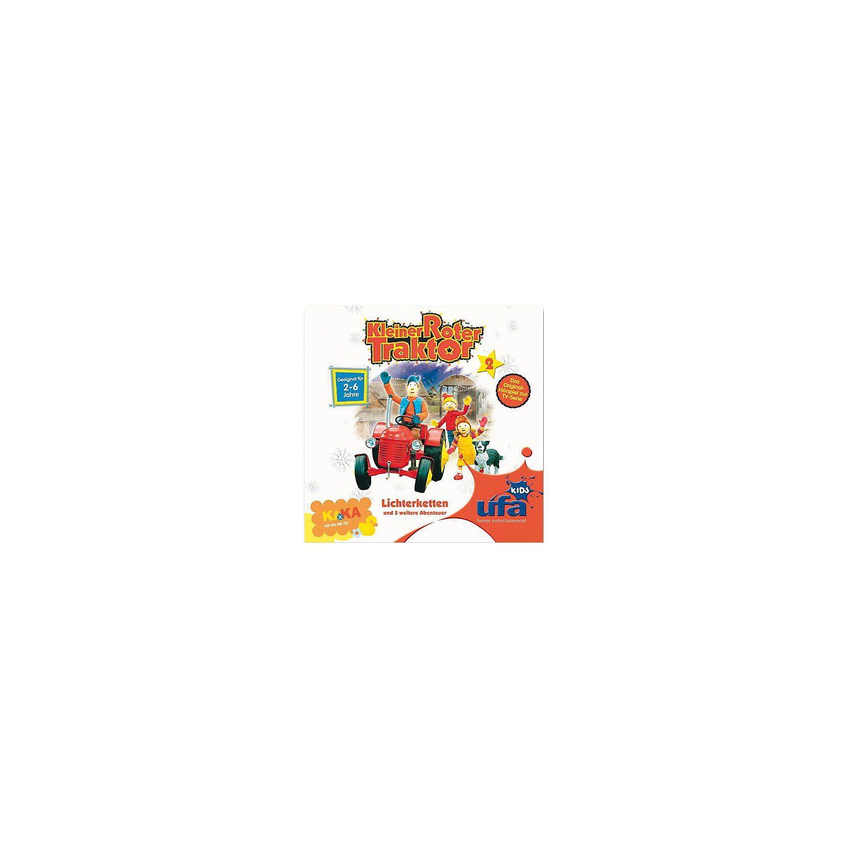 Sony CD Kleiner Roter Traktor 02 (Lichterketten)