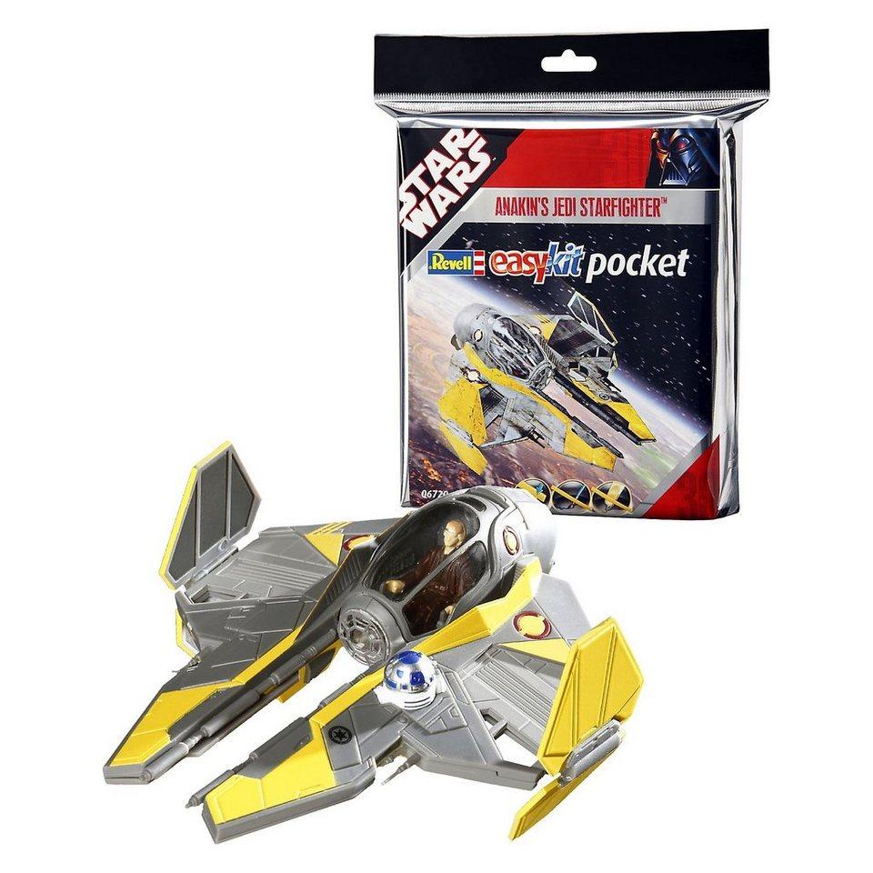 Revell Star Wars: Anakin's Jedi Starfighter - easykit Pocket