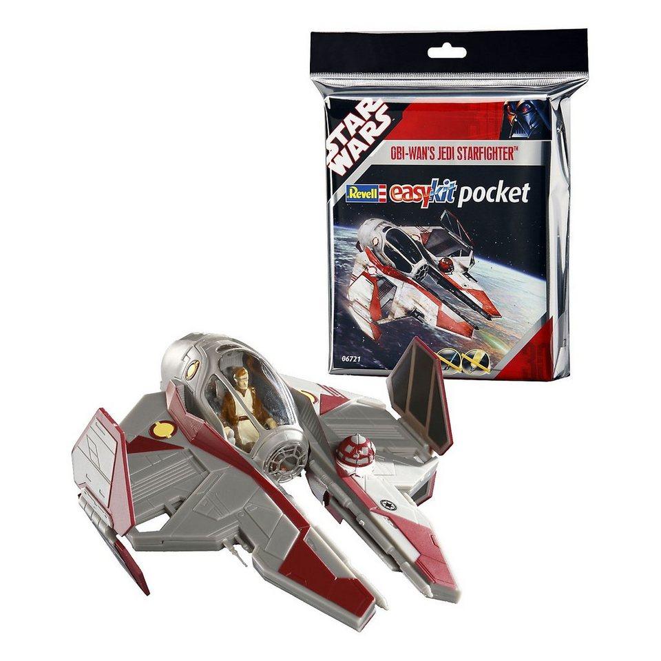 """Revell Modellbausatz """"easykit"""" easykit Pocket Star Wars: Obi Wan's"""